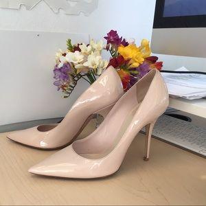"Dior Pink Patent ""Cherie"" Pump"